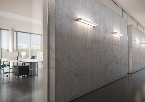 LAVIGO Wall-Mounted Luminaire by H. Waldmann