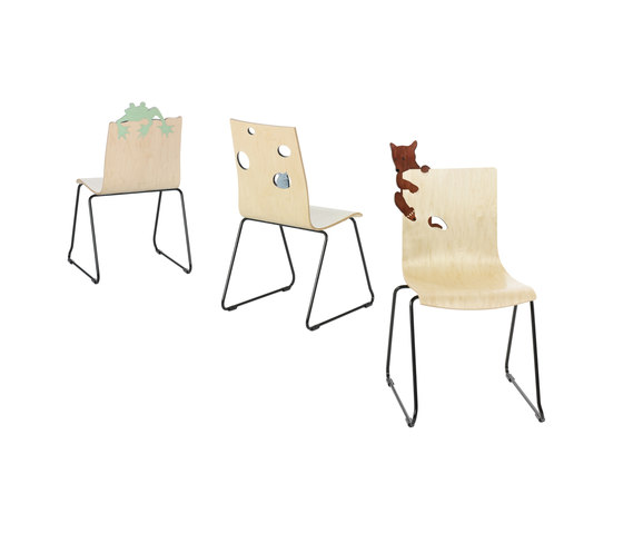Eve Chair by Leland International