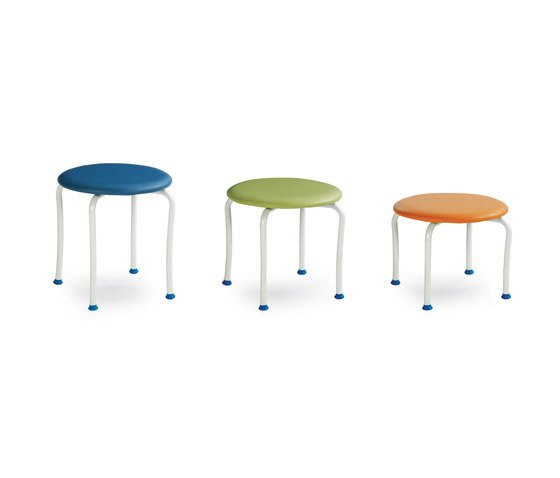 Zoon Stool by Leland International