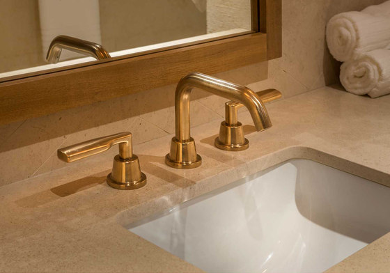 Faucets & Fixtures - CS-LF06-PN925/L-172 by Sun Valley Bronze