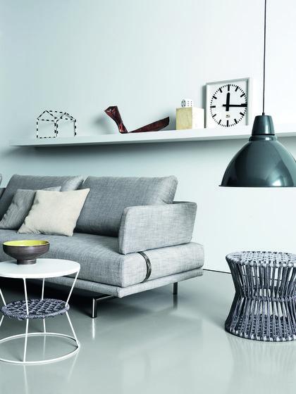 New Quinta Strada | Sofa by Saba Italia