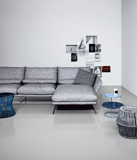 New York Soft | Sofa by Saba Italia