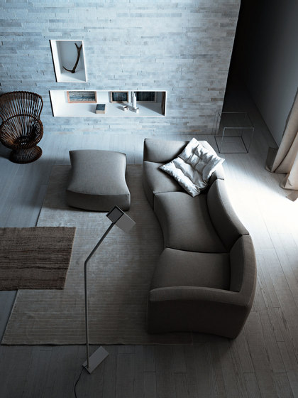 River | Sofa by Saba Italia