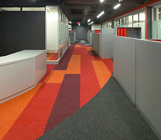 Super Floor Bordeaux by Interface USA