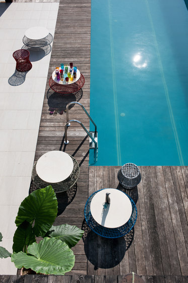 Ziggy XL | Outdoor Low Table by Saba Italia