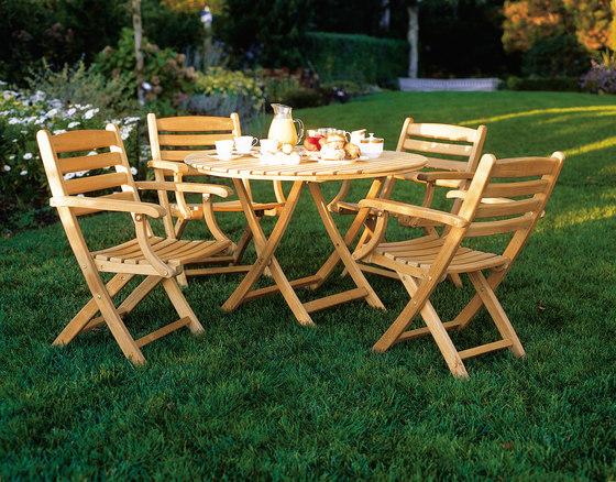 Gearhart Folding Side Chair de Kingsley Bate