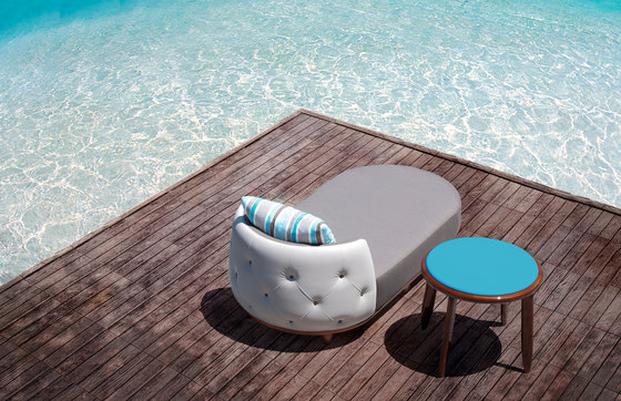 1730 outdoor armchair by Tecni Nova