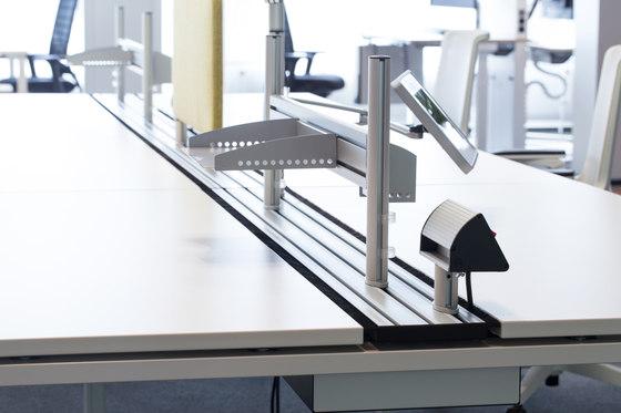 Flexter Desk organizer by Assmann Büromöbel