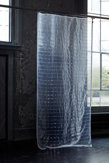 Sheen Crystal | Stripe Lux by Forster Rohner Textile Innovations