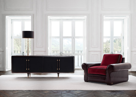 1736 sofa by Tecni Nova