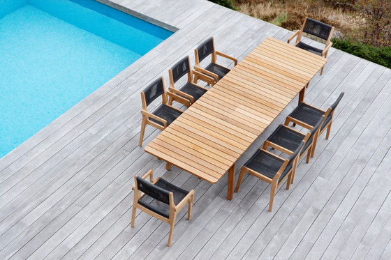 Skagen Deck Chair von Oasiq