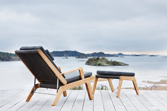 Skagen Deck Chair by Oasiq