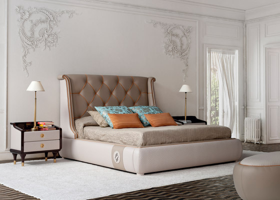 4215 bed by Tecni Nova