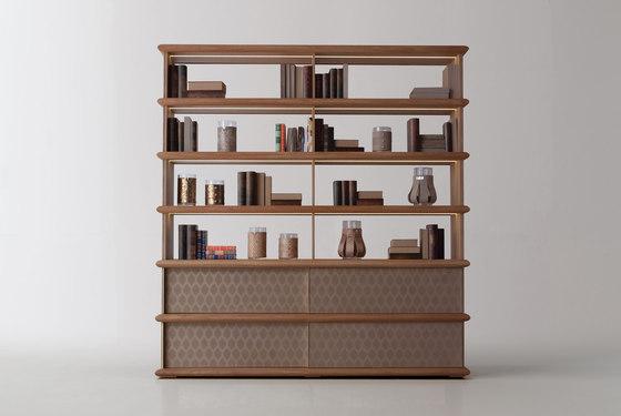 4217/16 bookcase by Tecni Nova