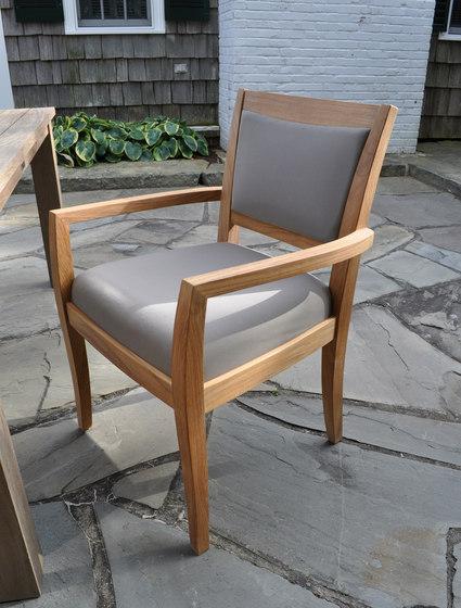 Sonoma Club Chair de Kingsley Bate