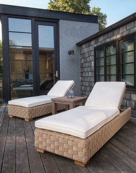 St. Barts Lounge Chair de Kingsley Bate