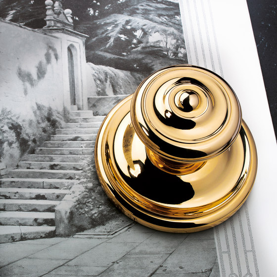 Antologhia Door Knobs by COLOMBO DESIGN