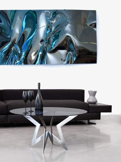 Star k coffee tables from showtime design architonic - Showtime design ...