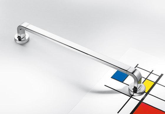 Standing brush holder by COLOMBO DESIGN
