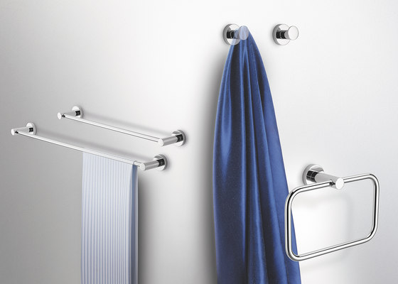 Rack Towel Holder by COLOMBO DESIGN
