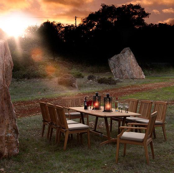 Chesapeake | Dining Armchair de Barlow Tyrie