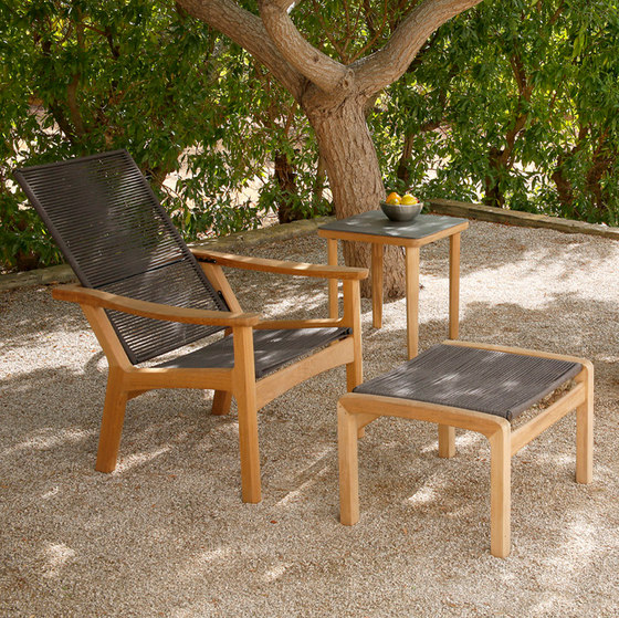 Monterey | Dining Table 200 de Barlow Tyrie