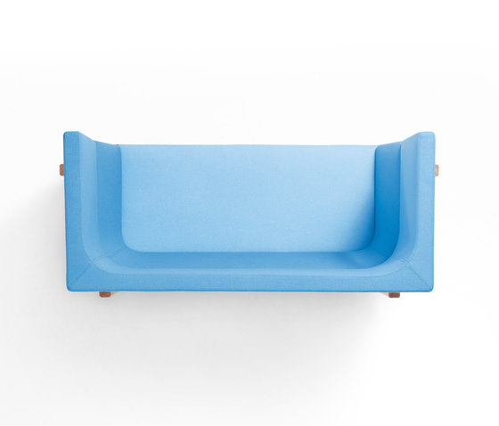 Homework chaise (right) by Les Basic