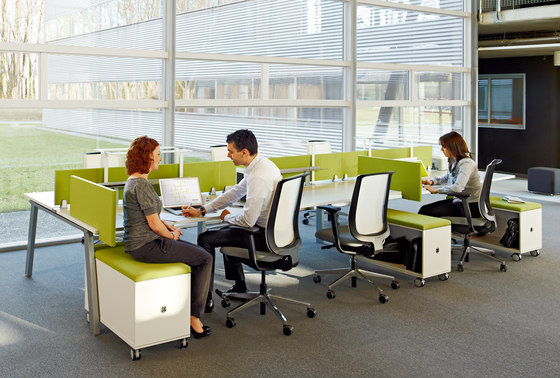 Fusion Bench by Steelcase