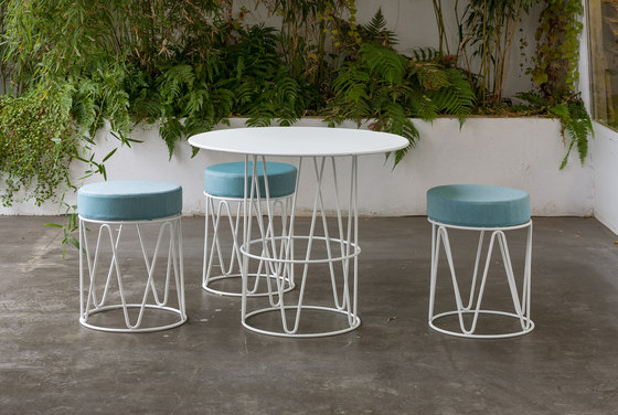 Lagarto Mini Stool by iSimar