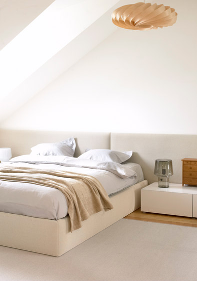 Woodnotes Bed von Woodnotes