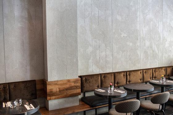 Panbeton® Shuttered Vertical Wood de Concrete LCDA