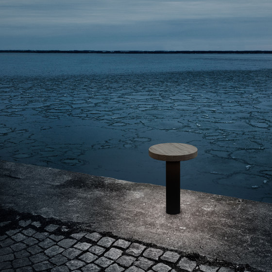 Funghi bollard and stool de ZERO