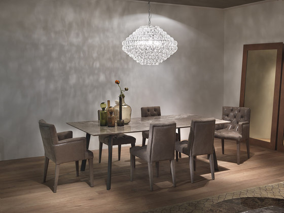Self Dining Table by Giulio Marelli