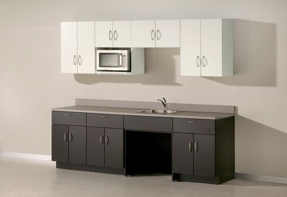 Modular Cabinets by Teknion