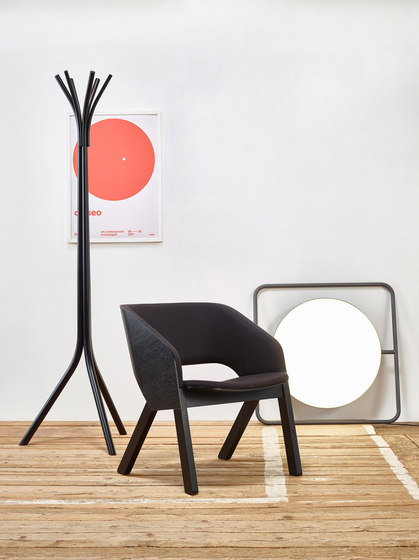 Fleur Coat stand by TON