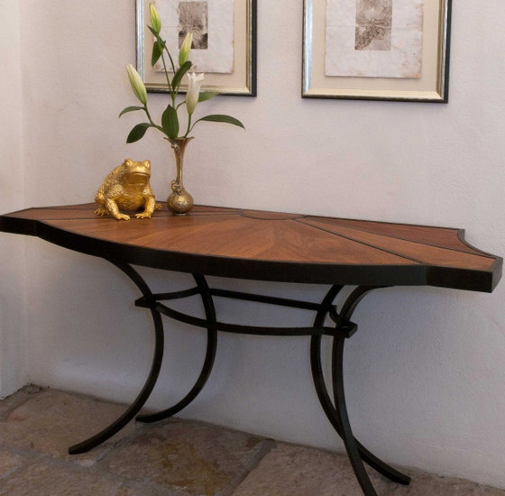Veracruz Console Table by Fisher Weisman