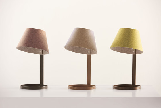 Sanna Lamp by Teknion