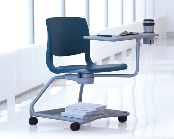 Variable HybrEd Chair by Teknion