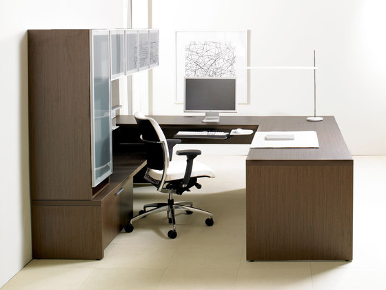 Expansion Casegoods by Teknion