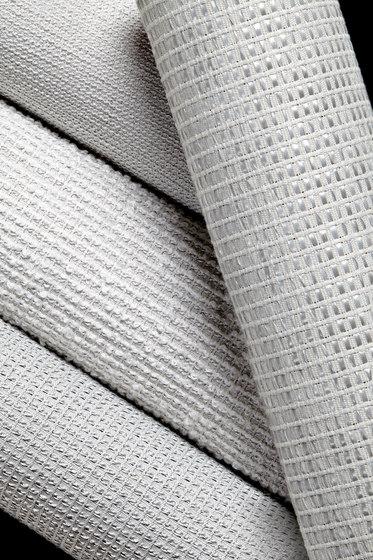 Boucle Grid | Craie de Luum Fabrics