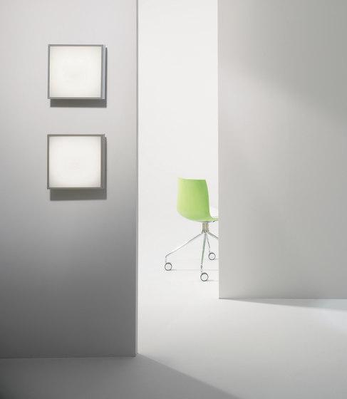 Taketa LED Ceiling Matt Nickel by Astro Lighting