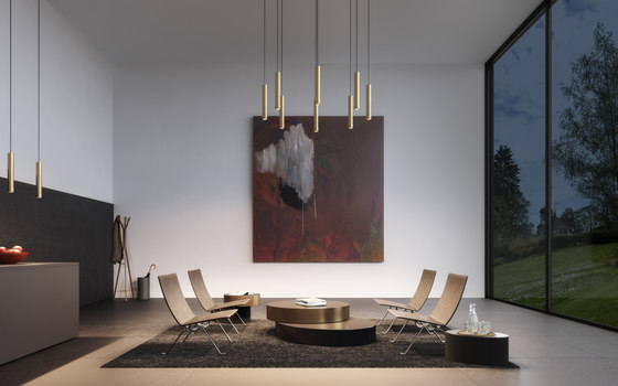 VERTICO pendant lamps by RIBAG