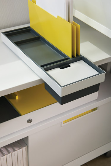 Ledger & Ledger Plus by Teknion