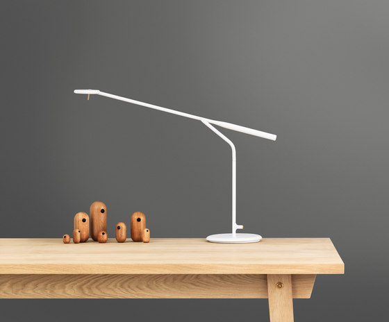 Flow table lamp by Normann Copenhagen