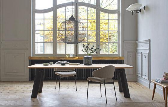 Luz | Stuhl von more