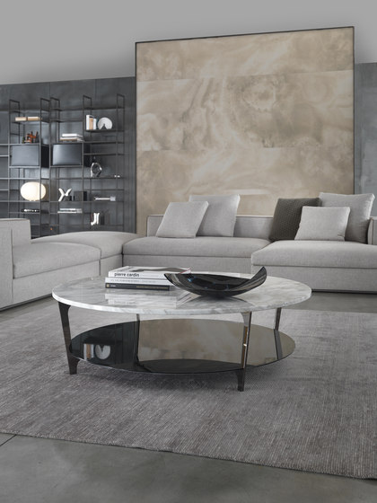 Tab Coffee Table by Marelli