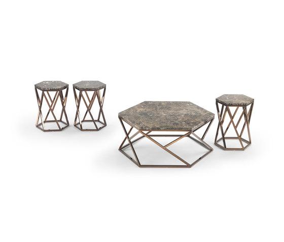 Tatlin Coffee Table by Marelli