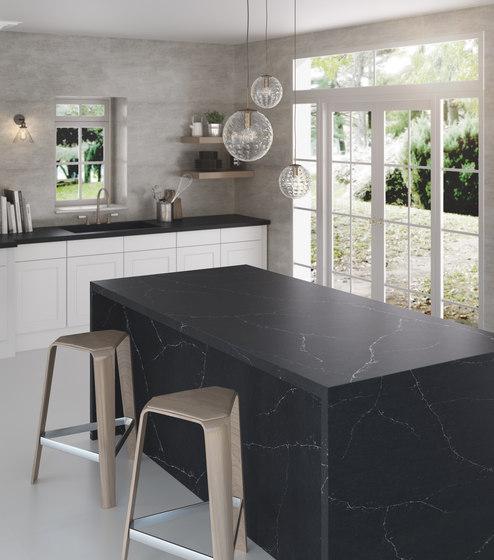 Silestone® Eternal Charcoal Soapstone by Cosentino