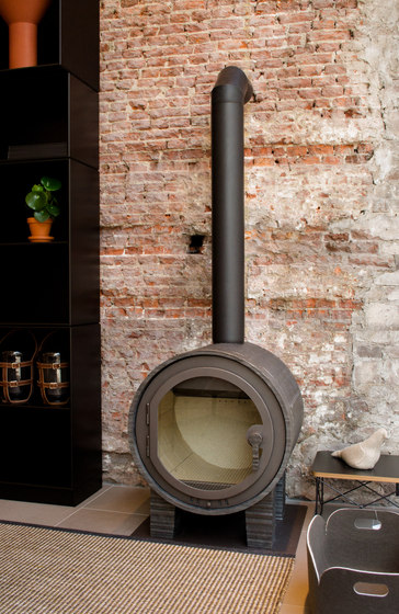 EPS Stove | Cut-Out Round by Tuttobene