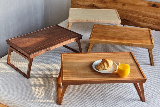Désirée bed tray table de Sixay Furniture